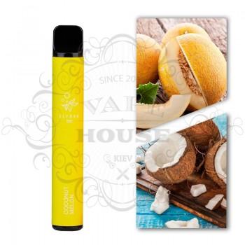Одноразовая электронная сигарета —  ELFBAR 550 Coconut Melon