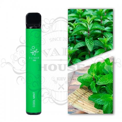 Одноразовая электронная сигарета — ELFBAR 550 Cool Mint