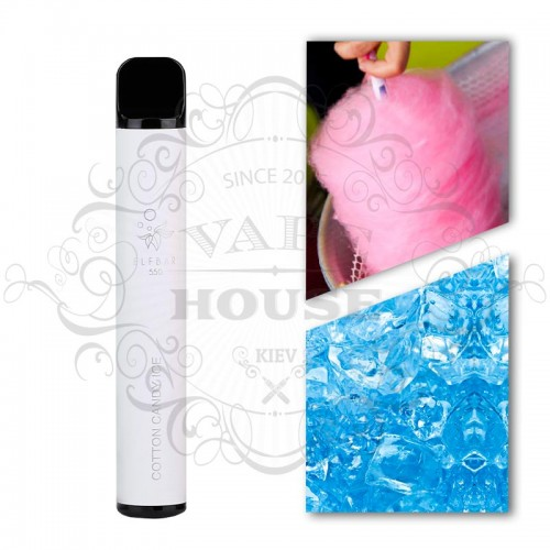 Одноразовая электронная сигарета — ELFBAR 550 Cotton Candy Ice