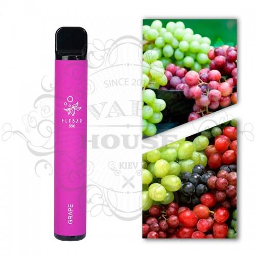 Одноразовая электронная сигарета — ELFBAR 550 Grape