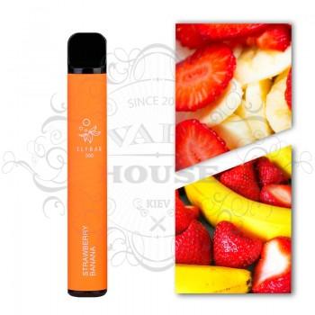 Одноразовая электронная сигарета —  ELFBAR 550 Strawberry Banana