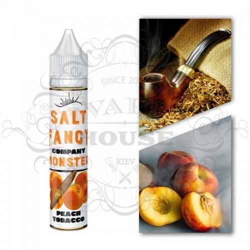Премиум жидкость Fancy Monster SALT — Peach Tobacco