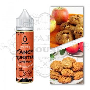 Э-жидкость Fancy Monster — Apple Cookie