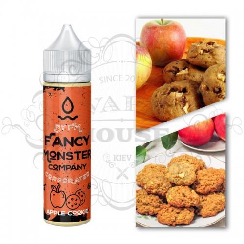 Премиум жидкость Fancy Monster — Apple Cookie