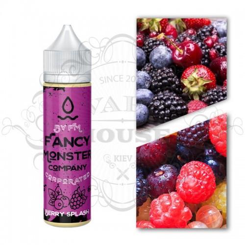 Премиум жидкость Fancy Monster — Berry Splash