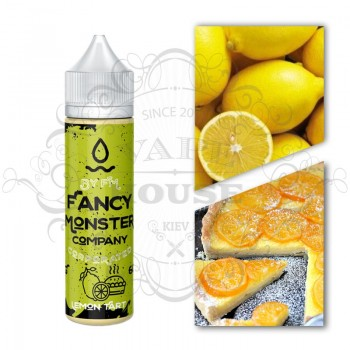 Э-жидкость Fancy Monster — Lemon Tart