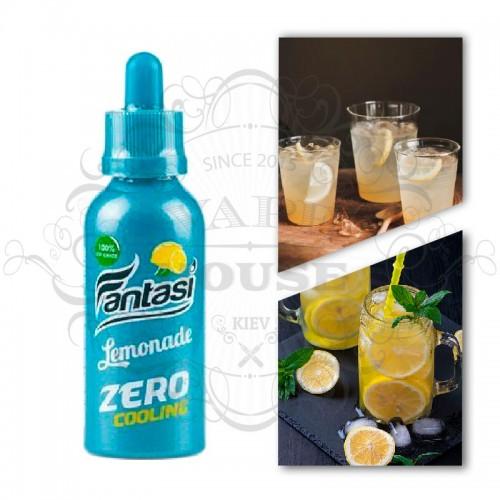 Премиум жидкость Fantasi — Lemonade Zero Cooling