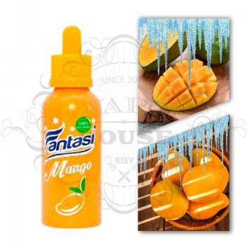 Э-жидкость Fantasi —  Mango