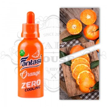 Э-жидкость Fantasi —  Orange Zero Cooling