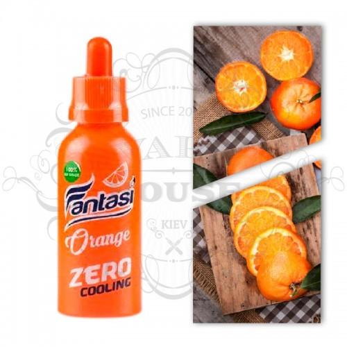 Премиум жидкость Fantasi — Orange Zero Cooling