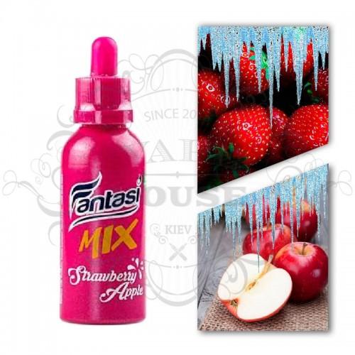 Премиум жидкость Fantasi — Strawberry Apple