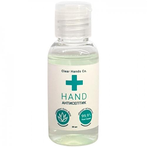 Антисептик для рук - Clear Hand Aloe