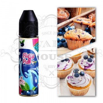 Э жидкости Fluffy Puff — Bilberry Muffin