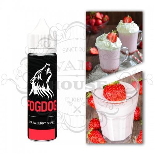 Премиум жидкость FOGDOG — Strawberry Shake