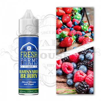Э-жидкость Fresh Farms — Barnyard Berry