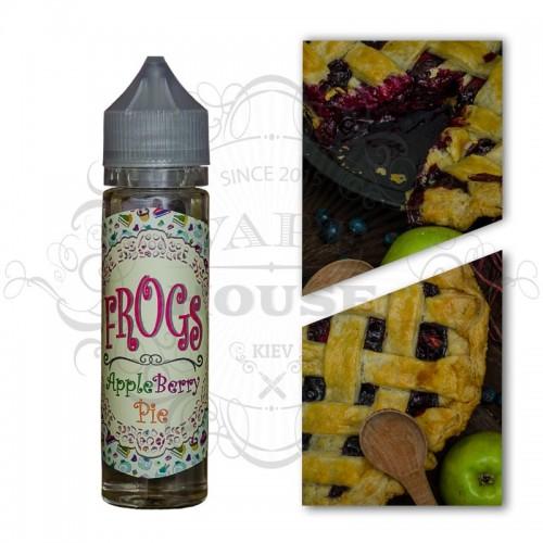 Премиум жидкость Frog from Fog — Appleberry Pie