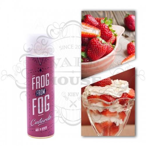 Премиум жидкость Frog from Fog — Custardo 30мл