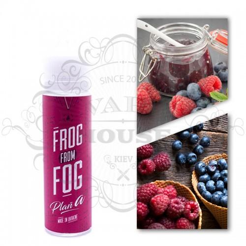 Премиум жидкость Frog from Fog — Plan A