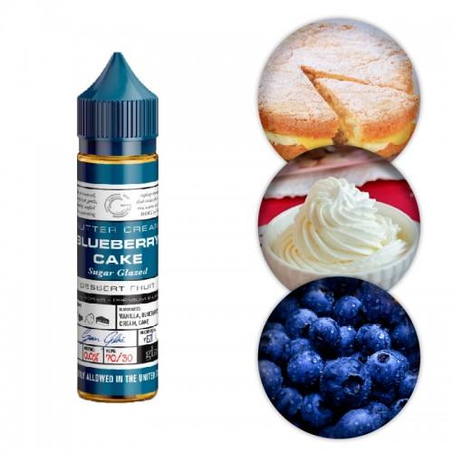 Премиум жидкость Glas — Blueberry Cake