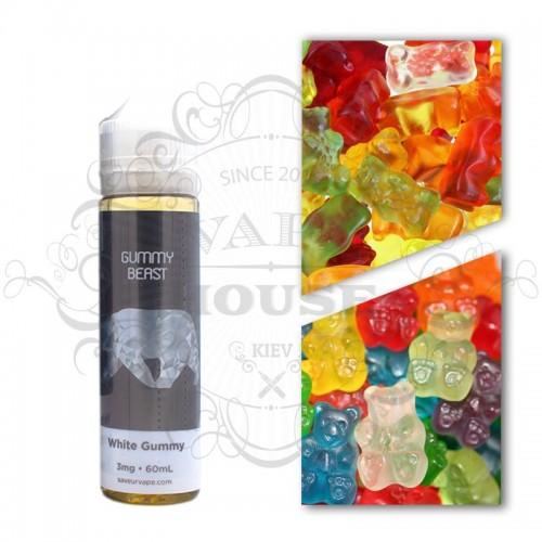 Премиум жидкость Gummy Beast — White Gummy