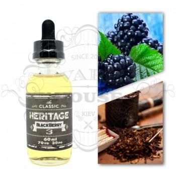 Э-жидкость Heritage — Blackberry