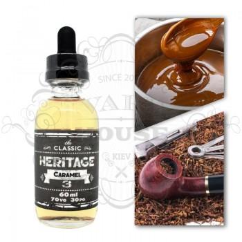 Э-жидкость Heritage — Caramel