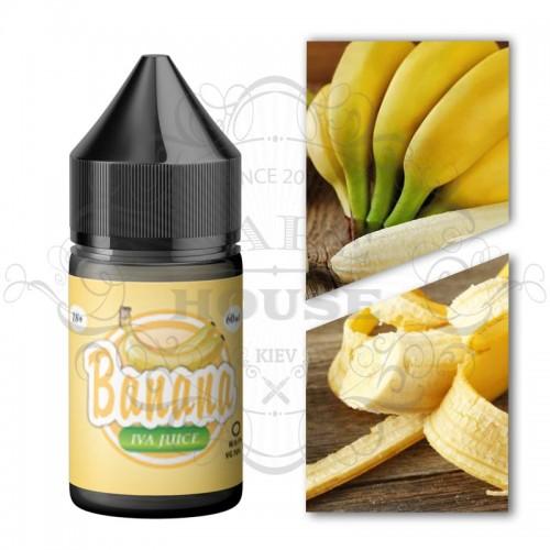 Премиум жидкость IVA — Banana 30ml