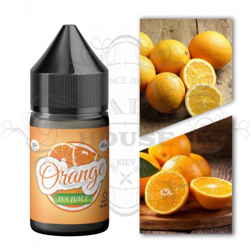 Премиум жидкость IVA — Orange 30ml