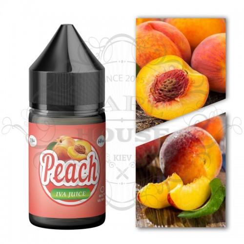 Премиум жидкость IVA — Peach