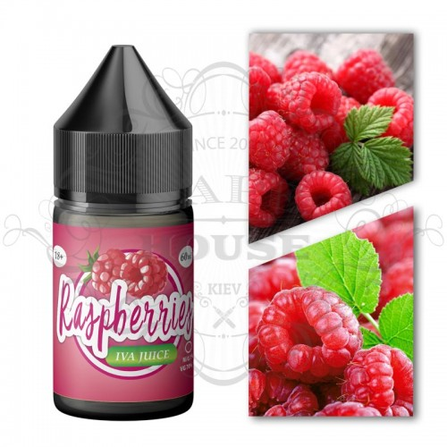 Премиум жидкость IVA — Raspberry