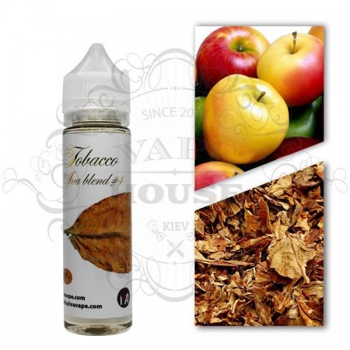 Премиум жидкость IVA — Tobacco blend #4