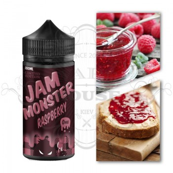 Э-жидкость Jam Monster — Raspberry