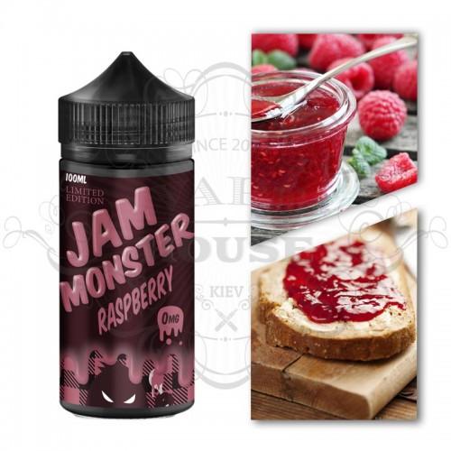 Премиум жидкость Jam Monster — Raspberry