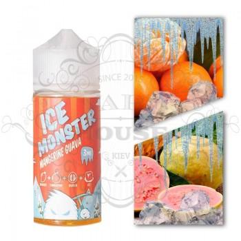 Э-жидкость Jam Monster — ICE Mangerine Guava