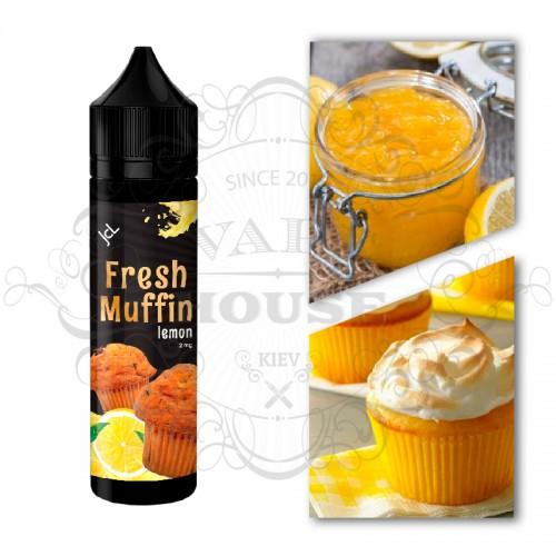 Премиум жидкость JuiceLand — Fresh Muffin Lemon