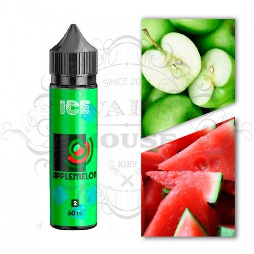 Премиум жидкость JuiceLand — ICEberg Applemelon