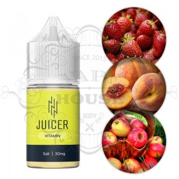 Э жидкость Juicer Salt — Vitamin