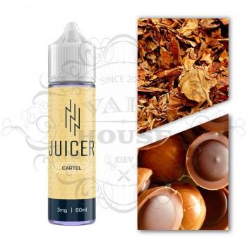 Э жидкости Juicer — Cartel