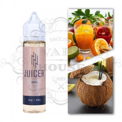 Премиум жидкость Juicer — Ibiza