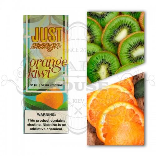 Премиум жидкость Just Mango Salt — Orange Kiwi