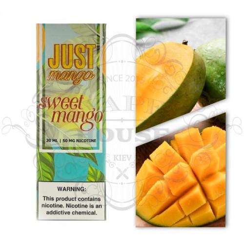 Премиум жидкость Just Mango Salt — Sweet Mango