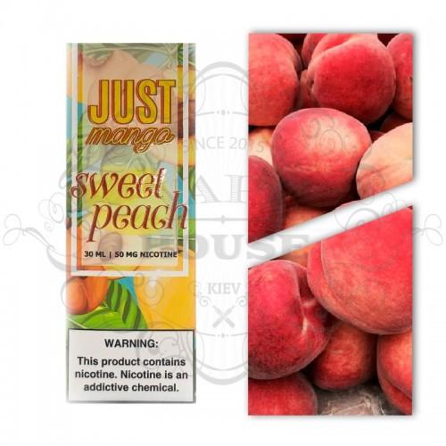 Премиум жидкость Just Mango Salt — Sweet Peach
