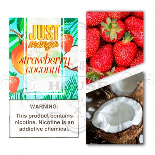 Картридж Just Mango — Strawberry coconut - Juul совместимые