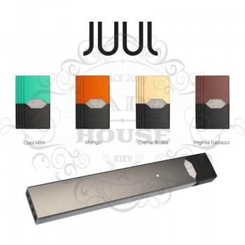 POD система — JUUL Starter Kit (+4 картриджа)