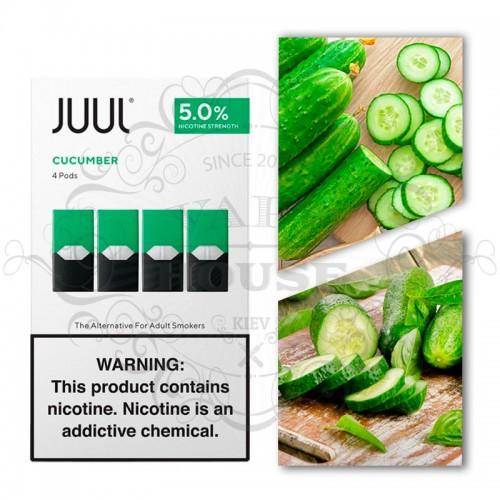 Картридж JUUL Salt — Cucumber