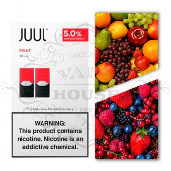 Картридж JUUL Salt — Fruit 2 шт