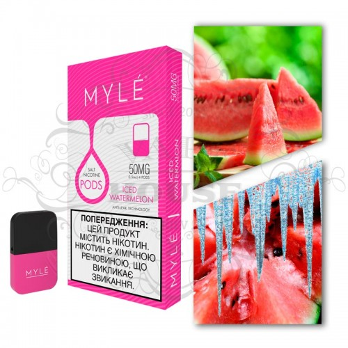 Картридж MYLE-V2 — Iced Watermelon
