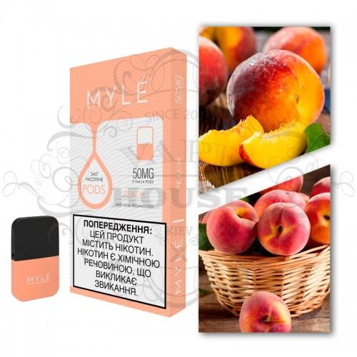 Картридж MYLE-V2 — Peach