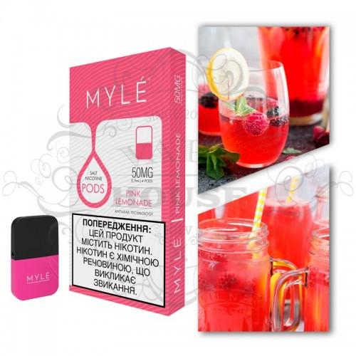 Картридж MYLE-V2 — Pink Lemonade