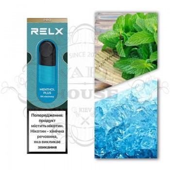 Картридж RELX — Menthol Plus